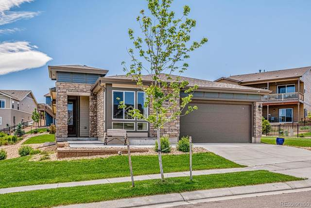 12706 W Montane Drive, Broomfield, CO 80021 (MLS #3175265) :: 8z Real Estate