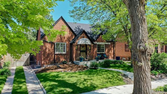 1350 Fairfax Street, Denver, CO 80220 (#3175549) :: iHomes Colorado