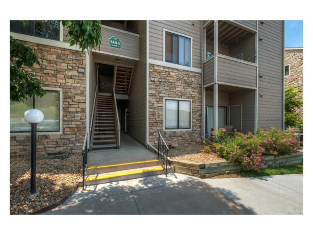 7454 S Alkire Street #206, Littleton, CO 80127 (#3175577) :: The City and Mountains Group