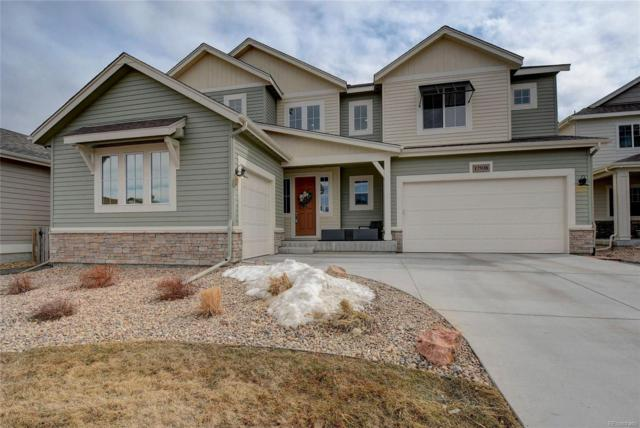 17938 W 86th Avenue, Arvada, CO 80007 (#3175630) :: The Dixon Group