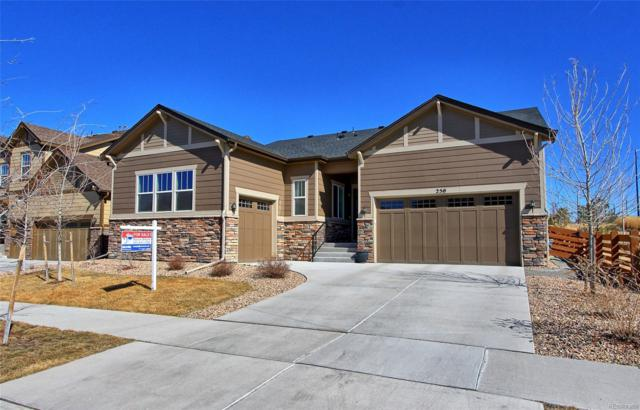 250 Dusk Place, Erie, CO 80516 (#3176036) :: Bring Home Denver