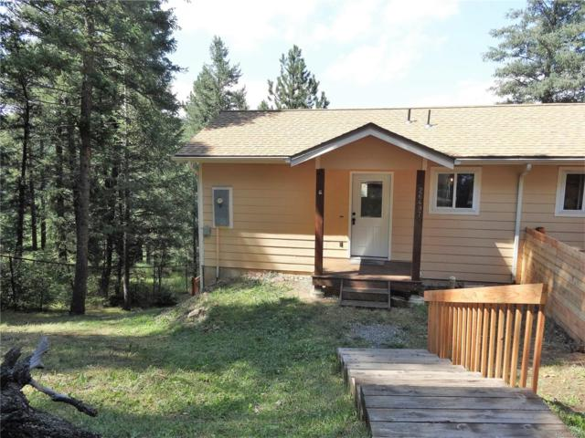 26497 S End Road, Kittredge, CO 80457 (#3176056) :: The DeGrood Team