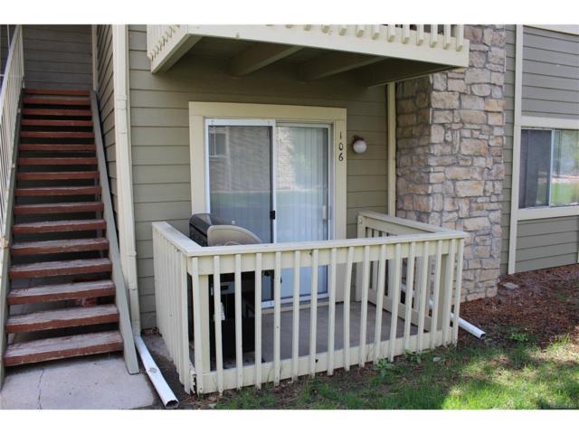 4400 S Quebec Street L106, Denver, CO 80237 (MLS #3176772) :: 8z Real Estate