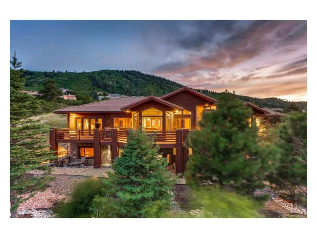 5811 Rain Dance Trail, Littleton, CO 80125 (#3177084) :: The Sold By Simmons Team