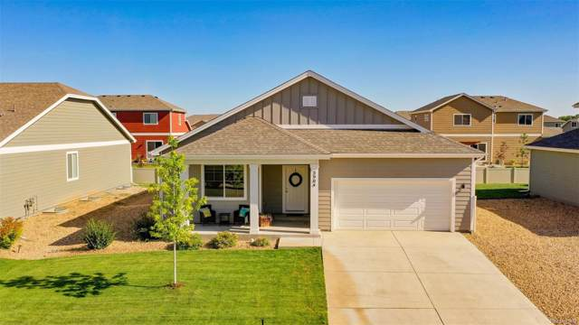3904 Peach Street, Wellington, CO 80549 (#3177268) :: 5281 Exclusive Homes Realty