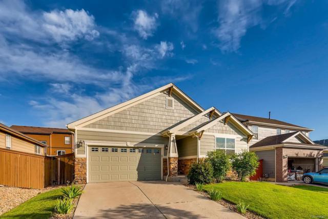16304 E 105th Avenue, Commerce City, CO 80022 (MLS #3177331) :: 8z Real Estate