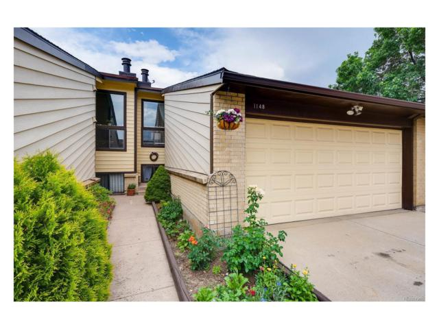 1148 S Newland Place, Lakewood, CO 80232 (MLS #3177598) :: 8z Real Estate