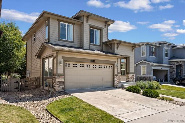 10679 Jewelberry Circle, Highlands Ranch, CO 80130 (#3177702) :: The HomeSmiths Team - Keller Williams