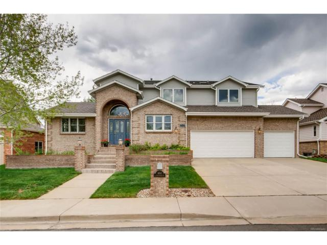 464 Youngfield Court, Lakewood, CO 80228 (#3178009) :: The City and Mountains Group