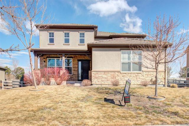 3211 Traver Drive, Broomfield, CO 80023 (#3178073) :: The Peak Properties Group