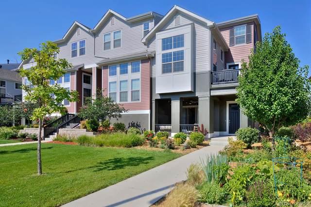 5389 Valentia Street, Denver, CO 80238 (MLS #3178257) :: 8z Real Estate