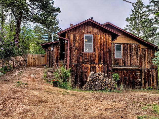 9910 Ute Road, Cascade, CO 80809 (#3178510) :: The Peak Properties Group