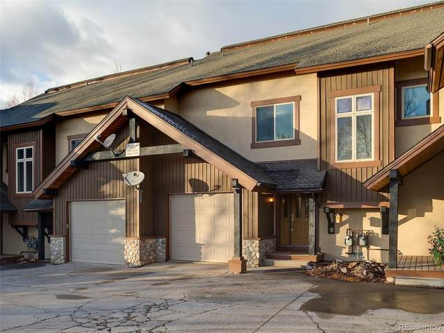 3051 Chinook Lane G, Steamboat Springs, CO 80487 (#3178592) :: The DeGrood Team