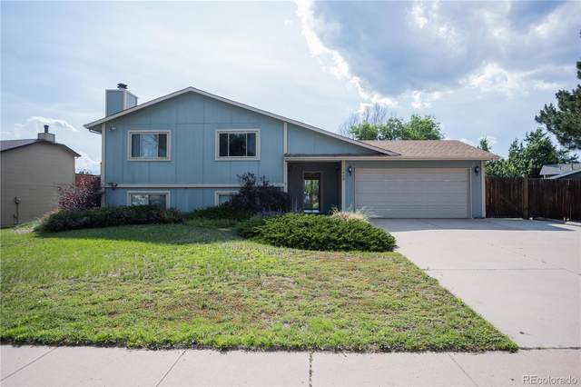 2409 Vintage Drive, Colorado Springs, CO 80920 (#3178594) :: The DeGrood Team