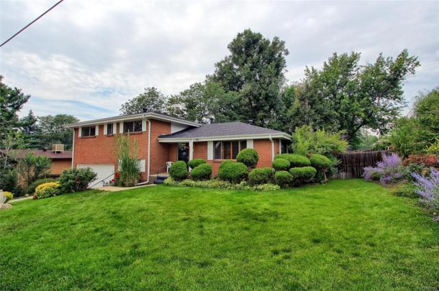 895 Teller Street, Lakewood, CO 80214 (#3178627) :: The Heyl Group at Keller Williams