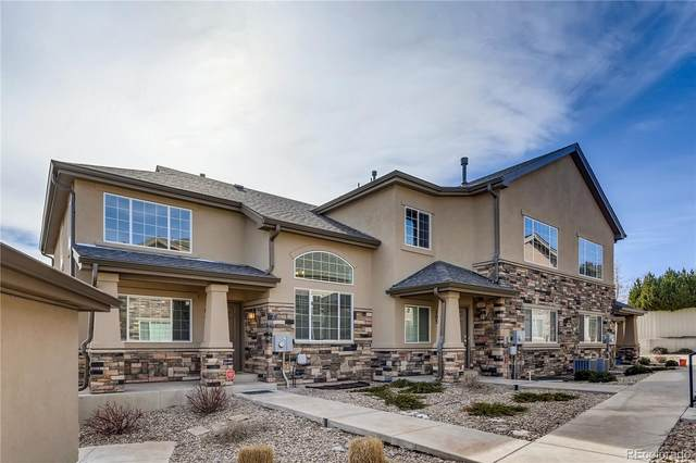 1345 S Chambers Road #104, Aurora, CO 80017 (MLS #3179122) :: 8z Real Estate