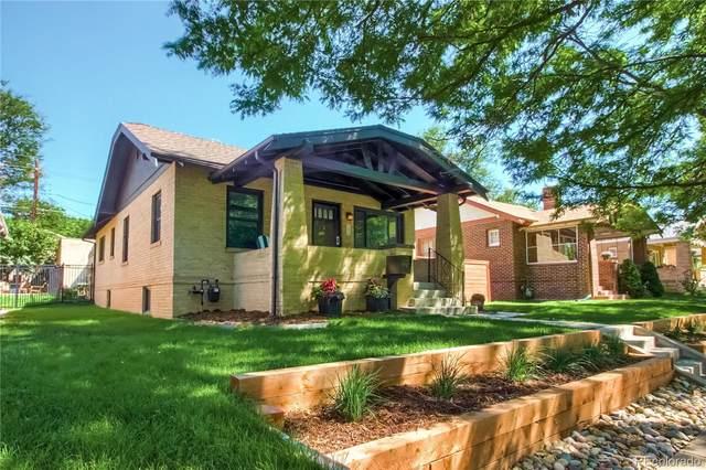 566 S Emerson Street, Denver, CO 80209 (MLS #3179468) :: 8z Real Estate