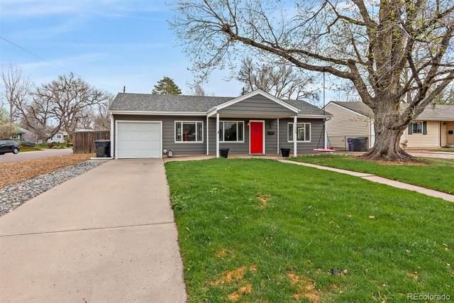 3200 S Flamingo Way, Denver, CO 80222 (#3179635) :: Kimberly Austin Properties