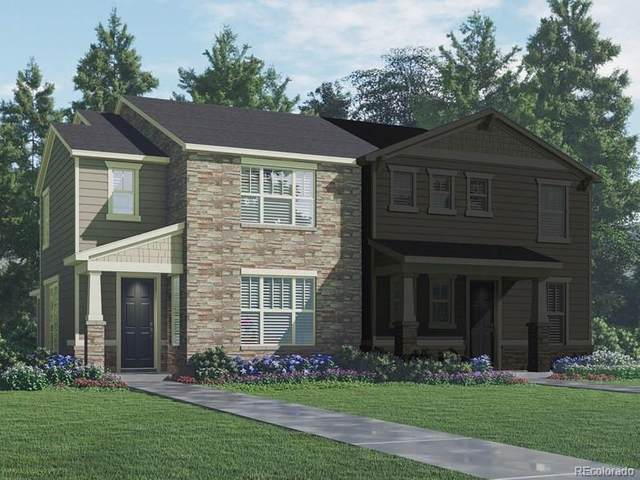 18392 E Kansas Place, Aurora, CO 80017 (#3179640) :: Kimberly Austin Properties