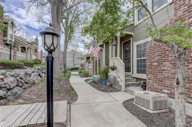 1915 S Hannibal Street C, Aurora, CO 80013 (MLS #3180080) :: 8z Real Estate