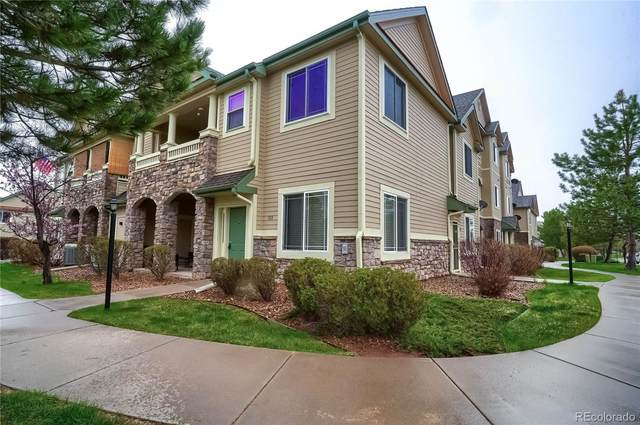 9631 W Coco Circle #103, Littleton, CO 80128 (#3180180) :: Colorado Home Finder Realty