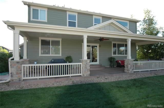 800 Mapleton Court, Castle Rock, CO 80104 (#3180728) :: Compass Colorado Realty