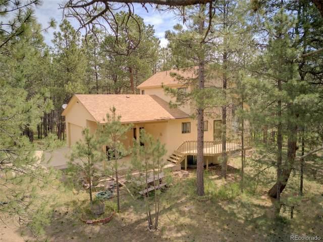 9965 Chipmunk Lane, Colorado Springs, CO 80908 (#3180840) :: The Gilbert Group