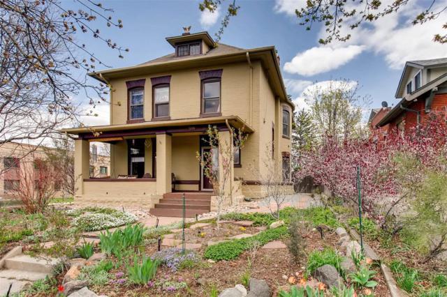 1386 Poplar Street, Denver, CO 80220 (#3181209) :: The Pete Cook Home Group