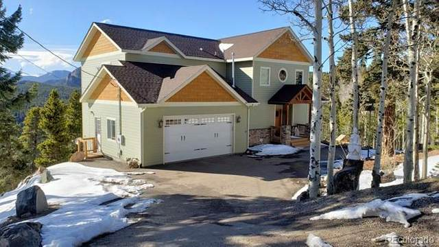 11537 Green Circle, Conifer, CO 80433 (#3181323) :: The Dixon Group