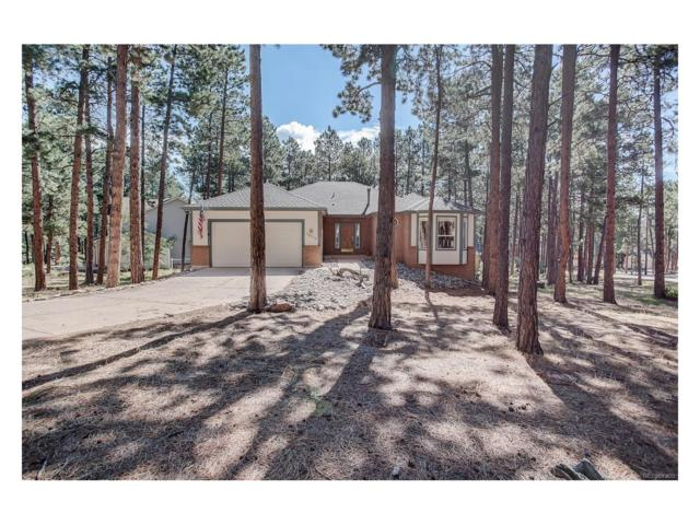 15615 Timberside Court, Colorado Springs, CO 80921 (MLS #3181414) :: 8z Real Estate