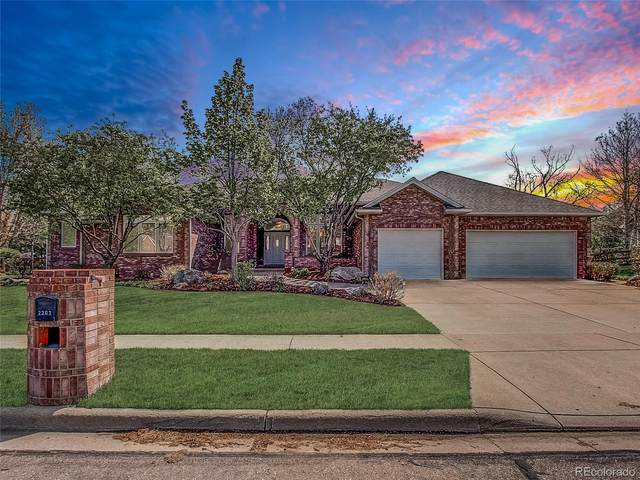 2202 Ridgeview Way, Longmont, CO 80504 (#3181689) :: Chateaux Realty Group