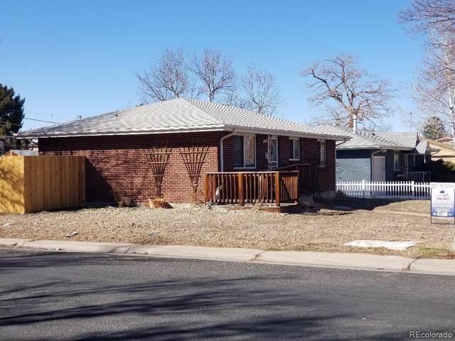 991 S Ironton Street, Aurora, CO 80012 (#3181911) :: Colorado Home Finder Realty