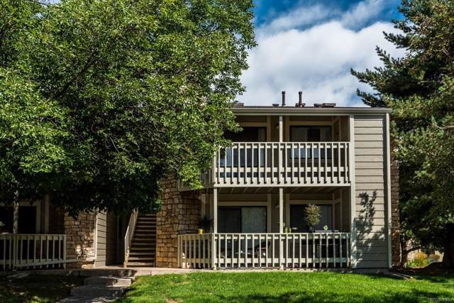8225 Fairmount Drive 2-201, Denver, CO 80247 (#3181935) :: Wisdom Real Estate