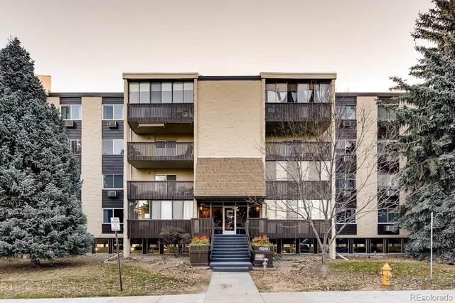 6980 E Girard Avenue #305, Denver, CO 80224 (MLS #3182468) :: Find Colorado