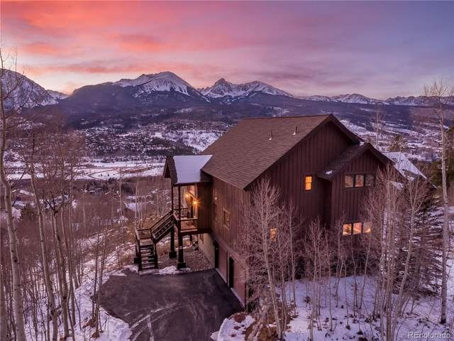 30 Nordic Trail, Silverthorne, CO 80498 (MLS #3182637) :: Neuhaus Real Estate, Inc.