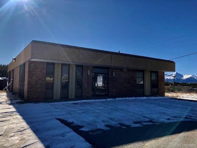331 Us Highway 24, Leadville, CO 80461 (#3183056) :: Colorado Home Finder Realty