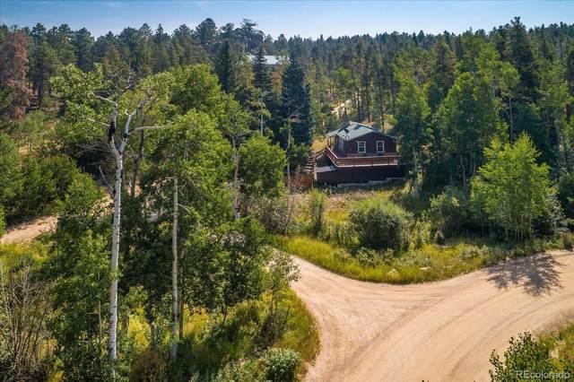 154 Olde Carter Lake Road, Golden, CO 80403 (#3183124) :: The DeGrood Team
