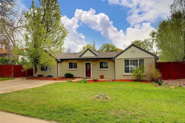 1080 S Leyden Street, Denver, CO 80224 (#3183138) :: The Griffith Home Team