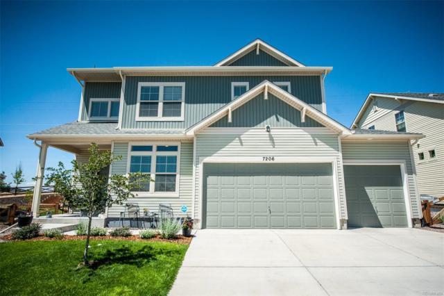 7206 Horizon Wood Lane, Colorado Springs, CO 80927 (#3183470) :: The Pete Cook Home Group