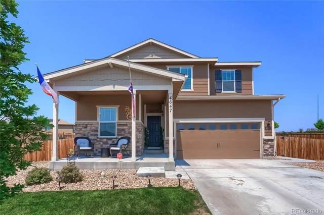 4647 E 95th Drive, Thornton, CO 80229 (#3185164) :: Compass Colorado Realty