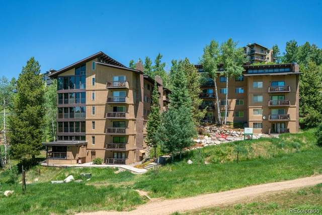 2275 Storm Meadows Drive #63, Steamboat Springs, CO 80487 (#3185180) :: Wisdom Real Estate