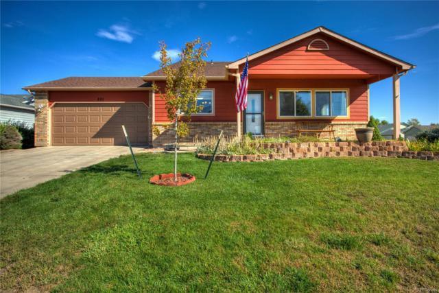 201 Oakwood Court, Milliken, CO 80543 (MLS #3185442) :: 8z Real Estate