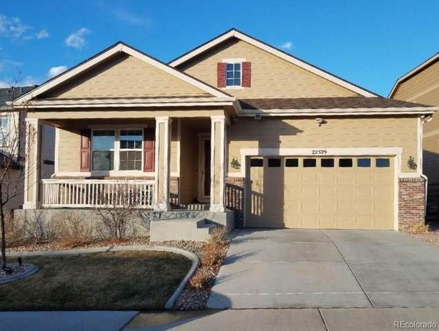 22529 E Bellewood Drive, Centennial, CO 80015 (#3185446) :: Bring Home Denver with Keller Williams Downtown Realty LLC