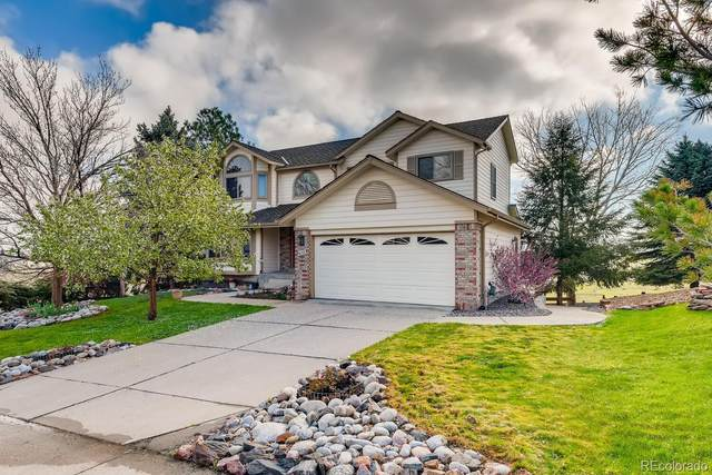 9152 Kenwood Court, Highlands Ranch, CO 80126 (MLS #3185652) :: The Sam Biller Home Team