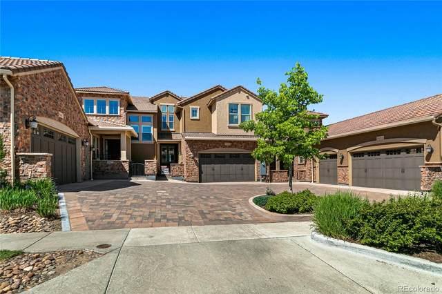 9485 Sori Lane, Highlands Ranch, CO 80126 (#3185930) :: Stephanie Fryncko | Keller Williams Integrity