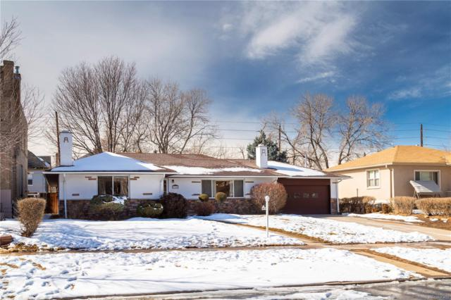 2145 N Gaylord Street, Denver, CO 80205 (#3186306) :: House Hunters Colorado