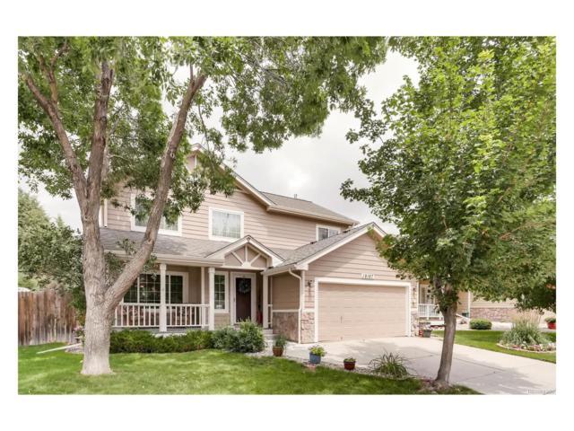 19167 E Hickock Drive, Parker, CO 80134 (MLS #3186411) :: 8z Real Estate