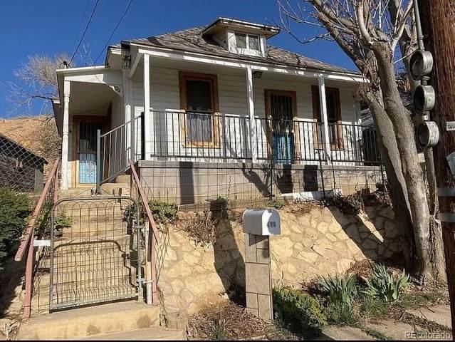 414 Kelly Avenue, Pueblo, CO 81003 (#3186419) :: Re/Max Structure