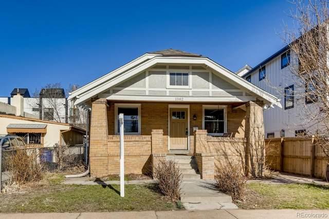 1582 Lowell Boulevard, Denver, CO 80204 (MLS #3186463) :: Kittle Real Estate
