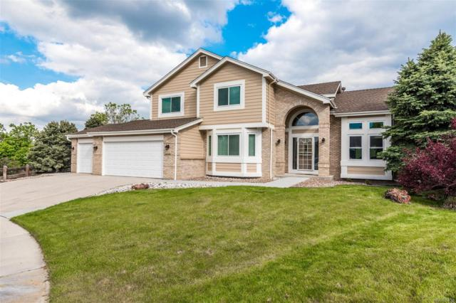 9496 Sand Hill Place, Highlands Ranch, CO 80126 (#3186617) :: The Heyl Group at Keller Williams